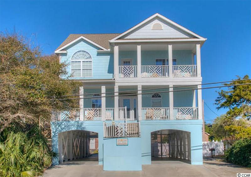 Single Family Home for Sale at 1410 S Ocean Blvd. 1410 S Ocean Blvd. North Myrtle Beach, South Carolina 29582 United States