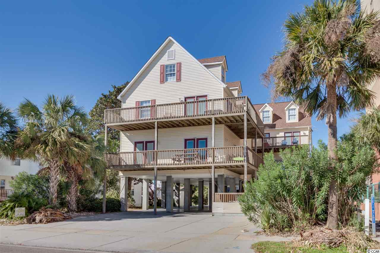 Single Family Home for Sale at 1710 S Ocean Blvd 1710 S Ocean Blvd North Myrtle Beach, South Carolina 29582 United States