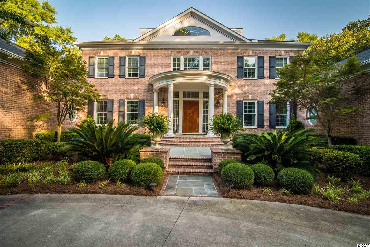 Single Family Home for Sale at 363 Rice Bluff Rd. Pawleys Island, South Carolina,29585 United States