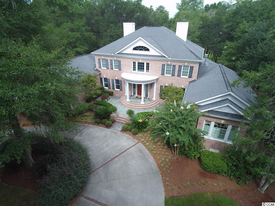 363 Rice Bluff Rd a Luxury Home for Sale in Pawleys