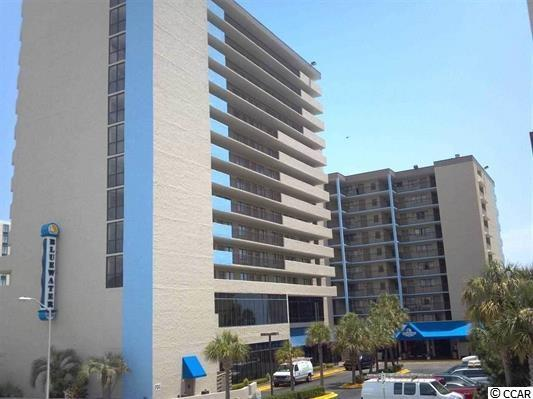 Ocean View Condo in Bluewater Resort : Myrtle Beach South Carolina