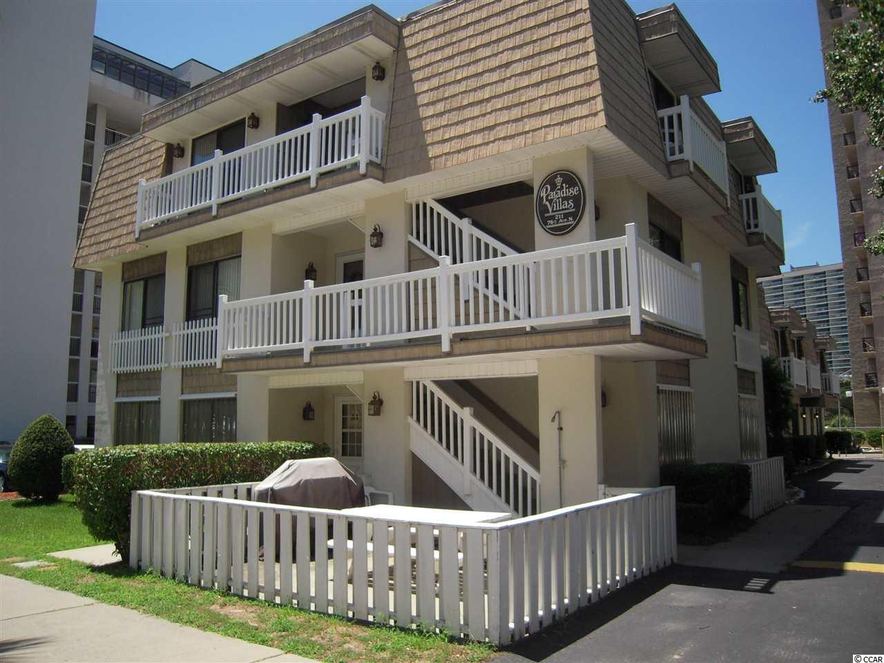 Another property at   Paradise Villas offered by Myrtle Beach real estate agent