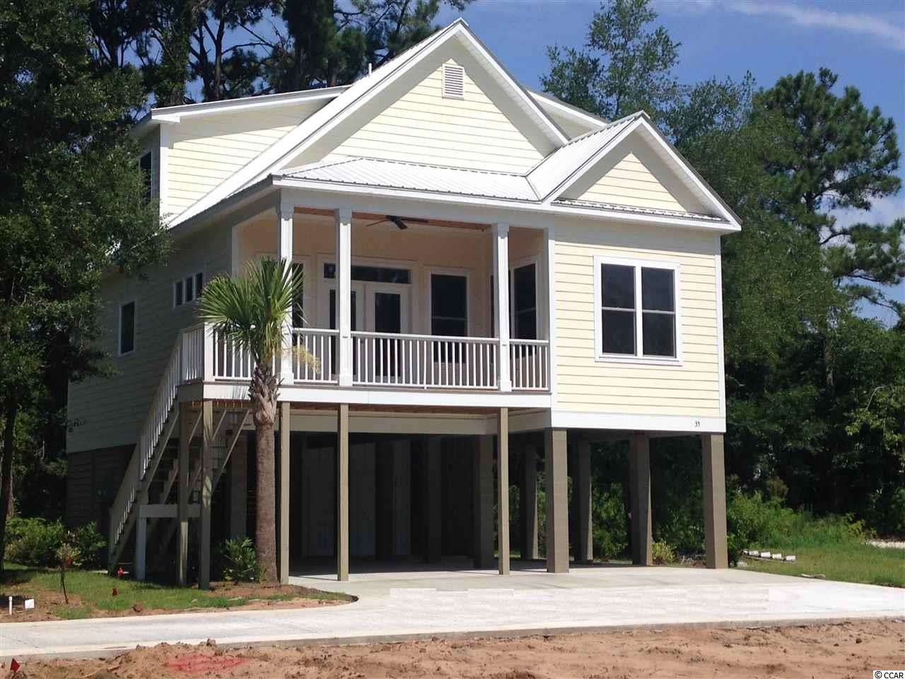 35 Oyster Pearl Court, Pawleys Island, SC 29585