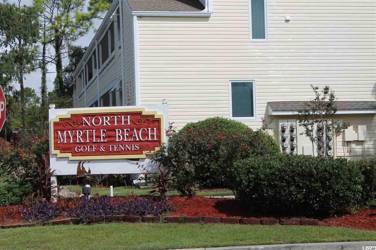 NMB Golf & Tennis condo at 1100 Possum Trot Rd for sale. 1619748