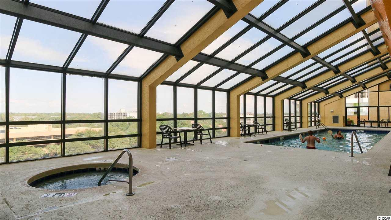 Check out this 1 bedroom condo at  Caravelle Resort