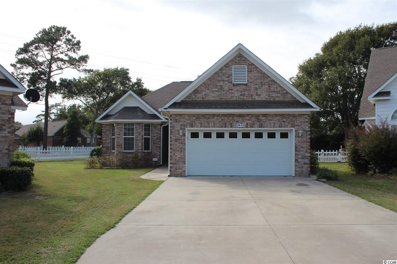 2632 Clearwater, Myrtle Beach, SC 29577