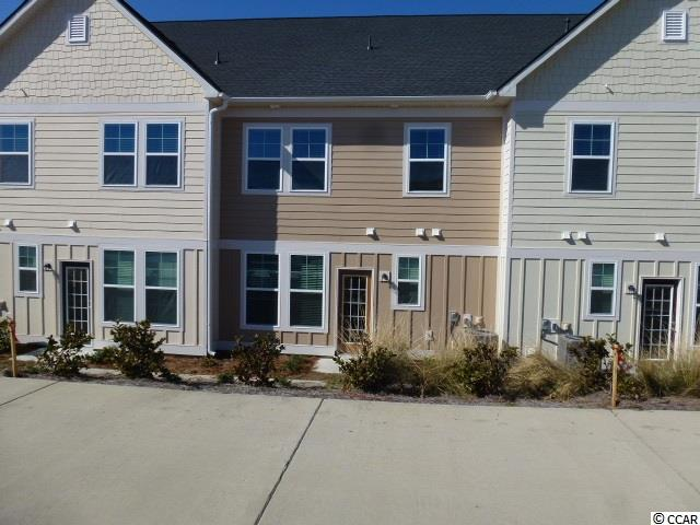 TOWNHOUSE MLS:1620205 Market Common, The  2388 Heritage Loop Myrtle Beach SC