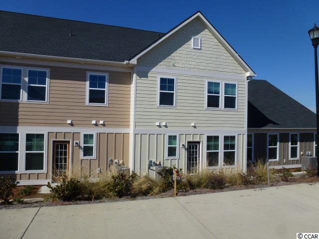 TOWNHOUSE MLS:1620209 Market Common, The  2372 Heritage Loop Myrtle Beach SC