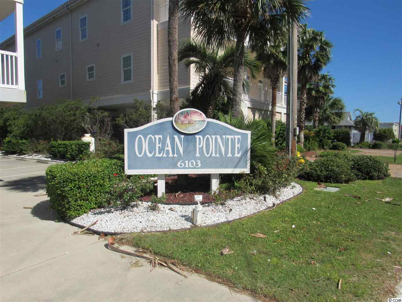 Ocean Pointe condo for sale in North Myrtle Beach, SC