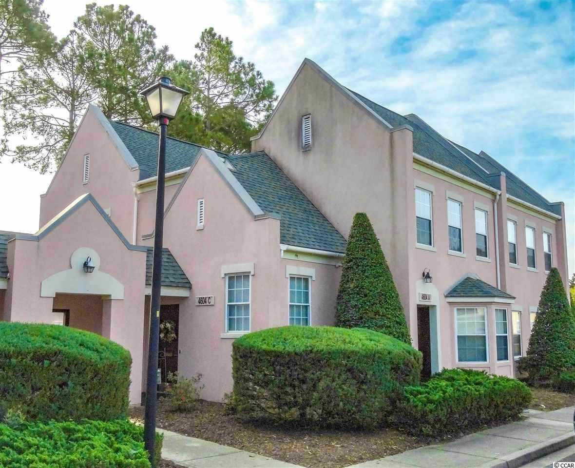 Golf Course View Condo in Turnberry Park at the Legends : Myrtle Beach South Carolina