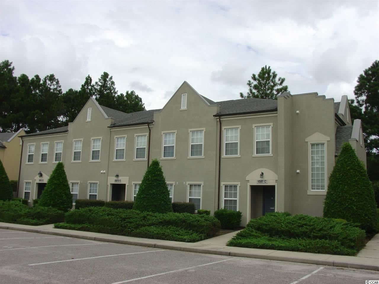 Golf Course View,End Unit Condo in Turnberry Park at the Legends : Myrtle Beach South Carolina