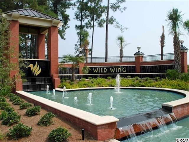 house for sale at  Wild Wing Plantation at Lot 332 Wild Wing Blvd. Conway, SC