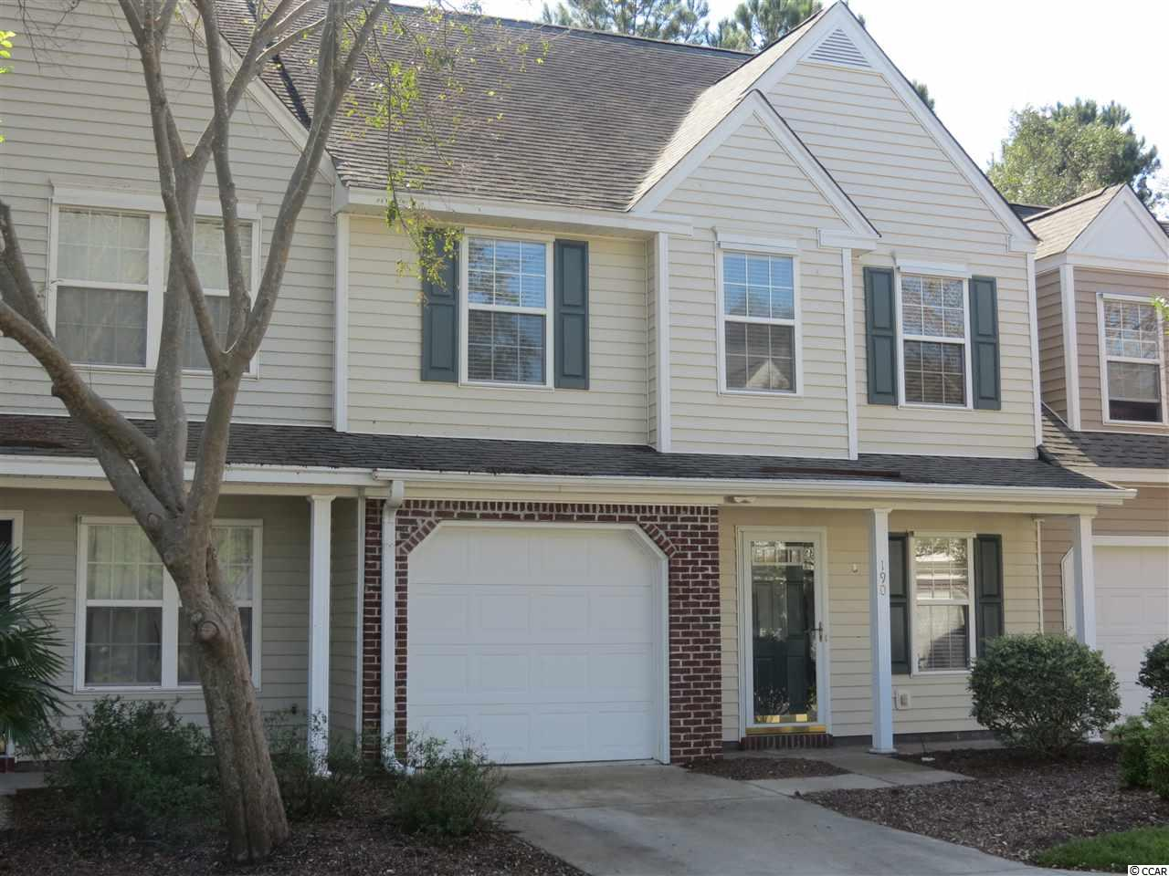 Townhouse MLS:1620856 PAWLEYS PLACE  190 Palisade Loop Pawleys Island SC