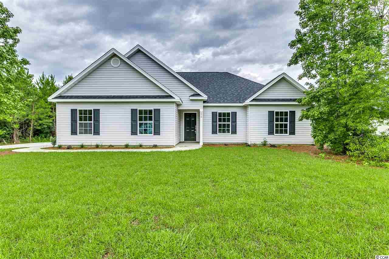 Single Family Home for Sale at 275 Morris Road 275 Morris Road Conway, South Carolina 29526 United States