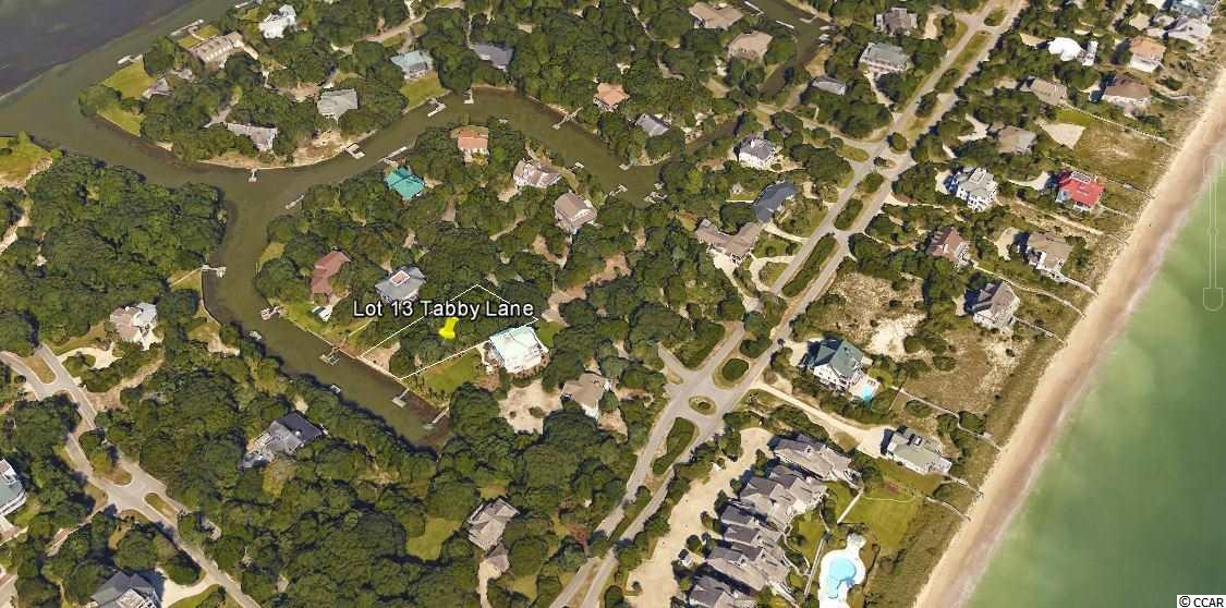 Land for Sale at Lot 13 Tabby Lane Lot 13 Tabby Lane Georgetown, South Carolina 29440 United States