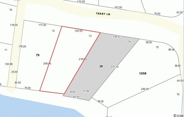 Additional photo for property listing at Lot 13 Tabby Lane Lot 13 Tabby Lane Georgetown, South Carolina 29440 United States