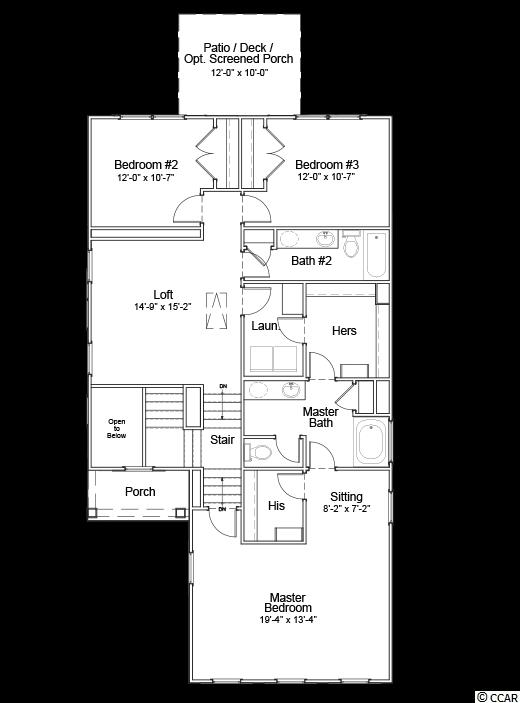 This 3 bedroom house at  Clear Pond at Myrtle Beach Natio is currently for sale