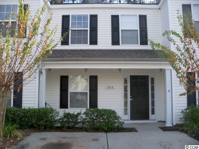 TOWNHOUSE MLS:1621347 Carolina Forest - The Farm  1080 Harvester Circle Myrtle Beach SC