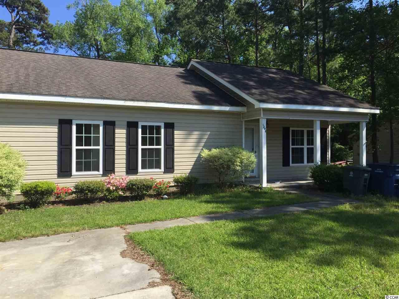 Detached MLS:1621496   1208 Ragin St. Myrtle Beach SC