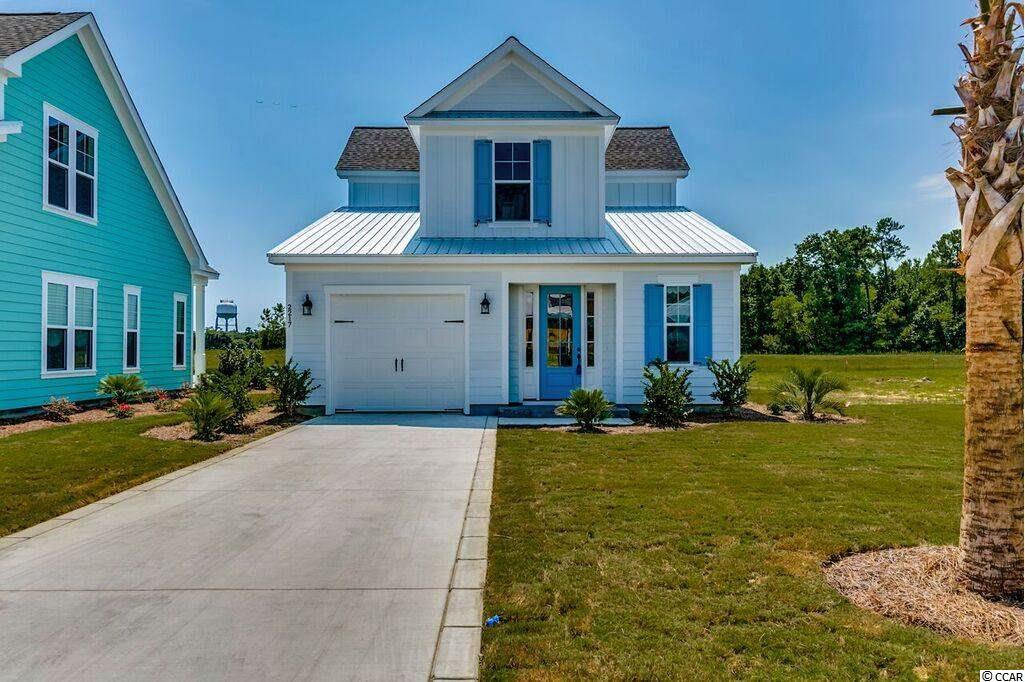 Patio Home for Sale at 2217 Oak Creek Court North Myrtle Beach, South Carolina 29582 United States