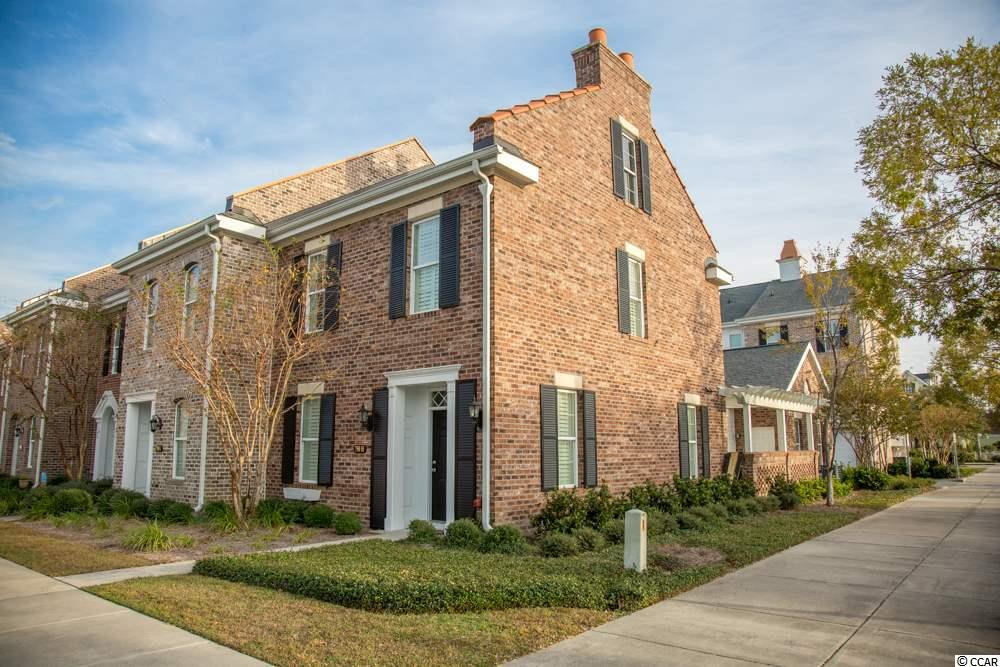 Townhouse MLS:1621594 Market Common, The  750 #H Howard Ave Myrtle Beach SC