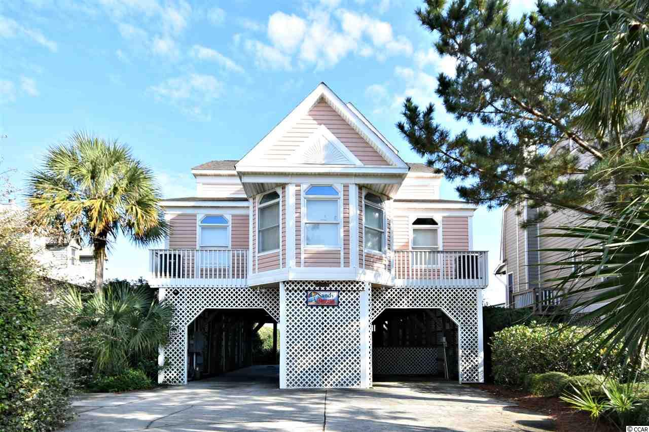 Detached MLS:1622144   268 Atlantic Ave. Pawleys Island SC