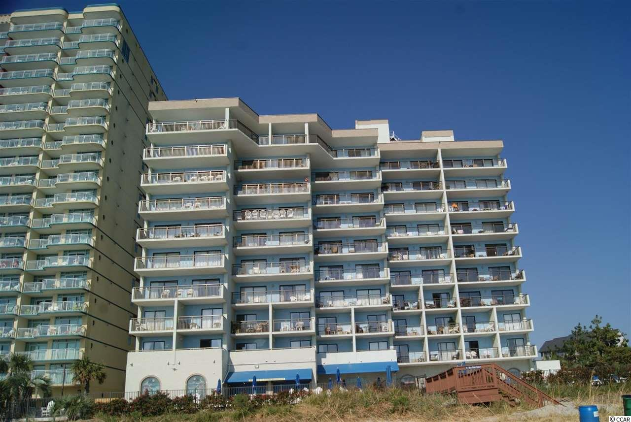 Ocean Front,End Unit Condo in Bluewater Resort : Myrtle Beach South Carolina