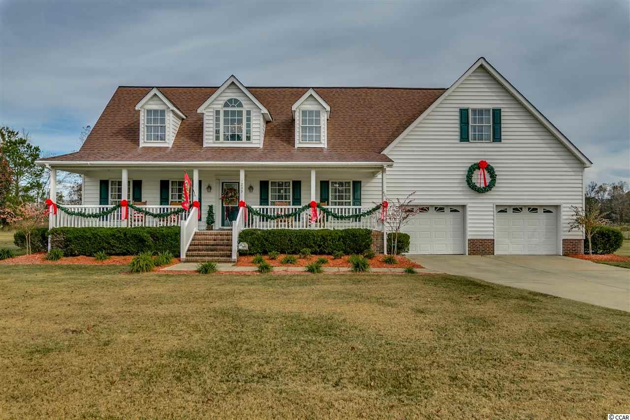 1283 Manley Smith Road, Nakina, NC 28455