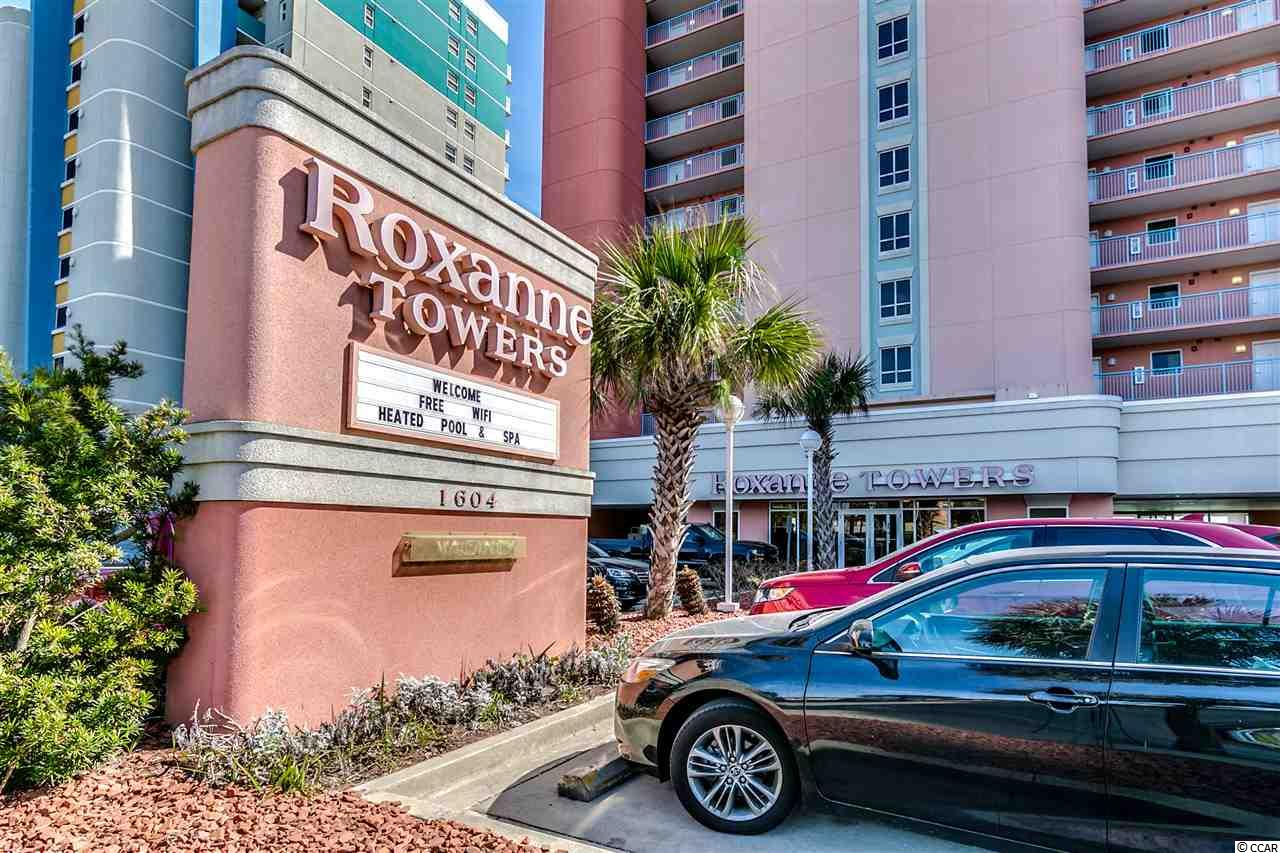 Have you seen this  ROXANNE TOWERS property for sale in Myrtle Beach