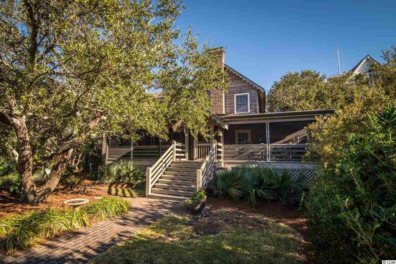 Single Family Home for Sale at 370 Myrtle Ave Pawleys Island, South Carolina,29585 United States