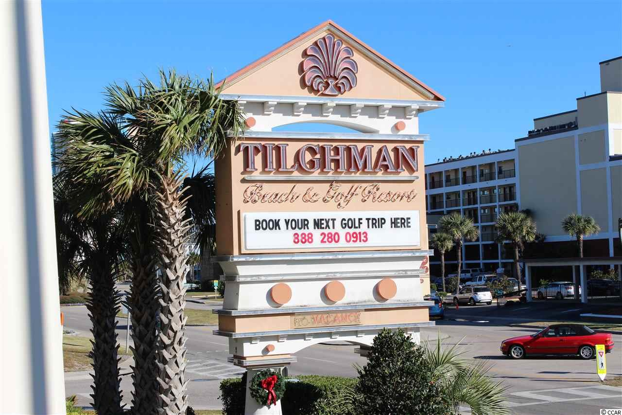 Tilghman Beach & Golf Resort - N condo for sale in North Myrtle Beach, SC