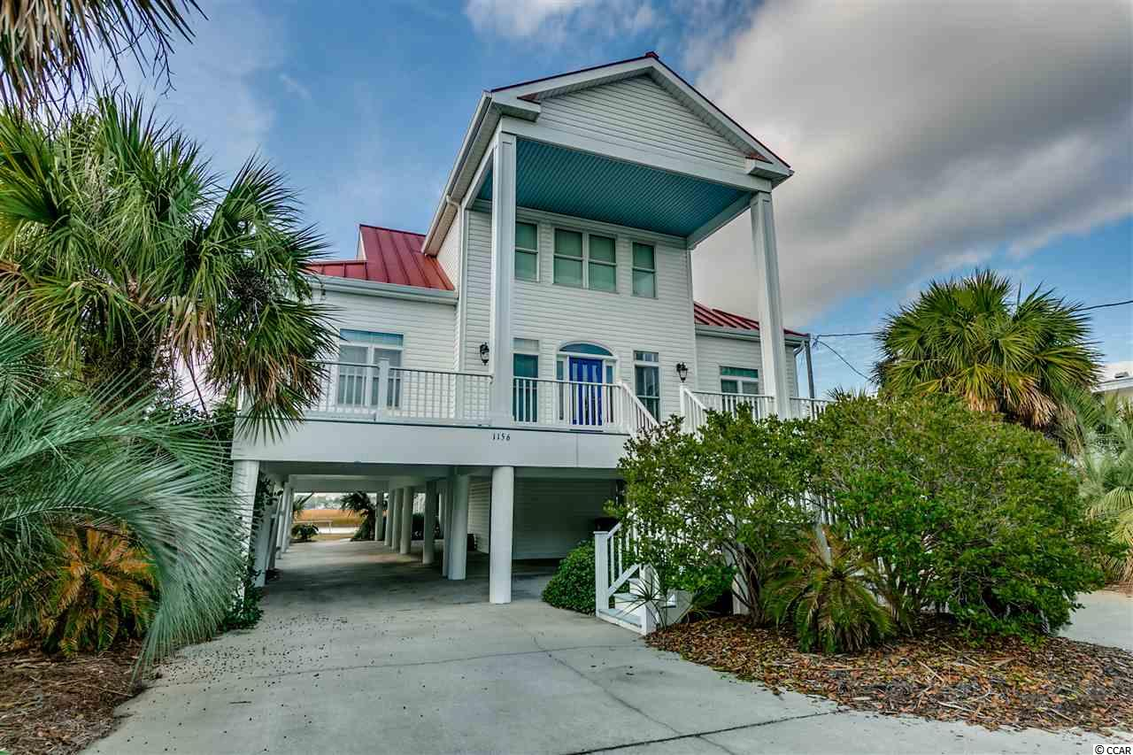 Single Family Home for Sale at 1156 S Waccamaw Drive 1156 S Waccamaw Drive Garden City Beach, South Carolina 29576 United States
