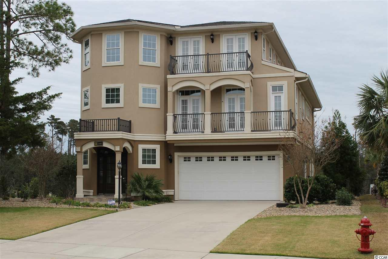 Detached MLS:1623604   141 Avenue of the Palms Myrtle Beach SC