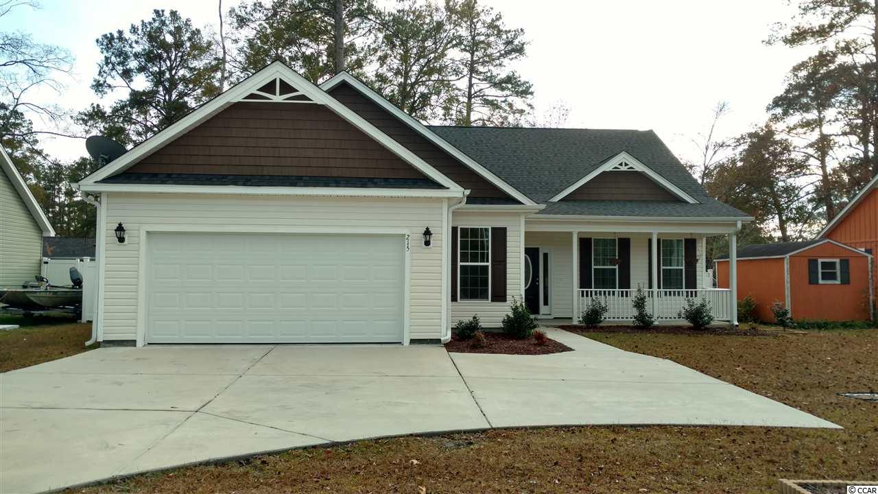 215 Country Club Dr, Conway, SC 29526