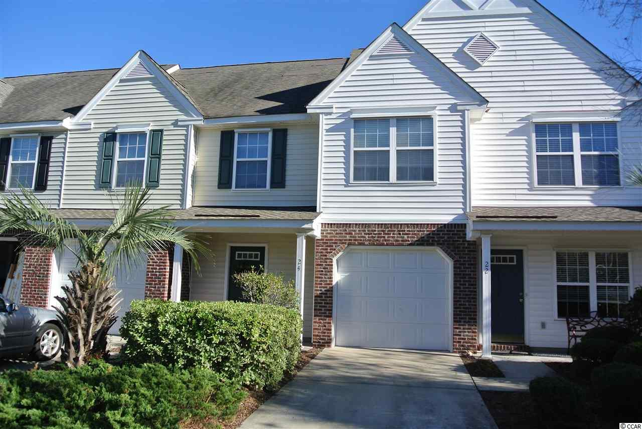 Townhouse MLS:1623736 PAWLEYS PLACE  24 Pond View Drive Pawleys Island SC
