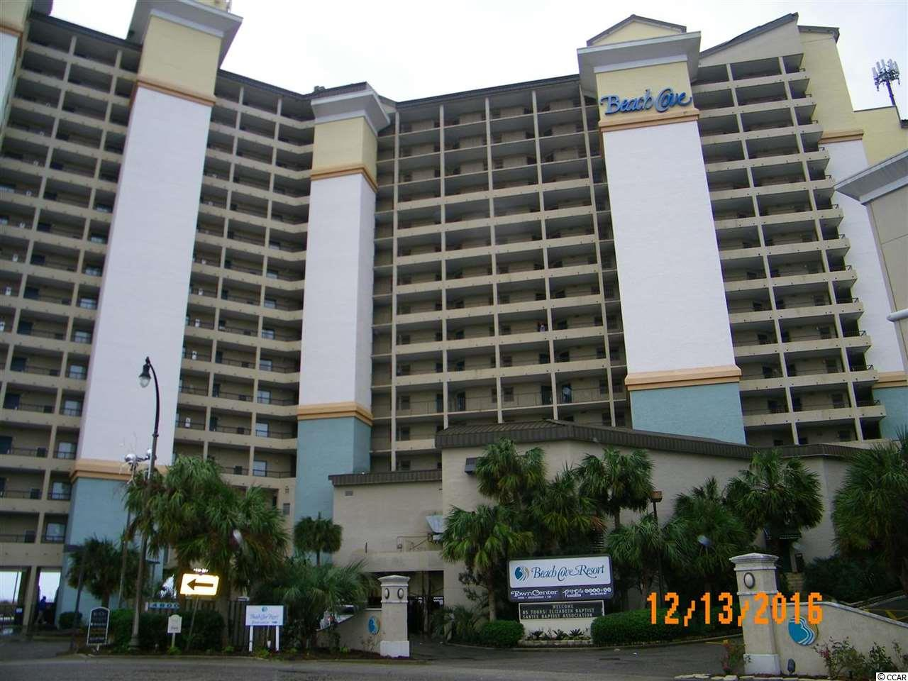 CONDO MLS:1623850 Beach Cove  4800 S Ocean Blvd North Myrtle Beach SC