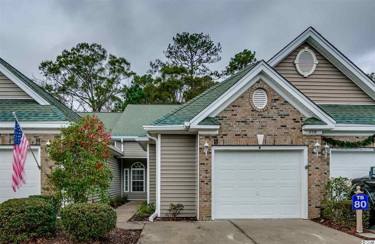 668 PINEHURST LANE 80B, Pawleys Island, SC 29585