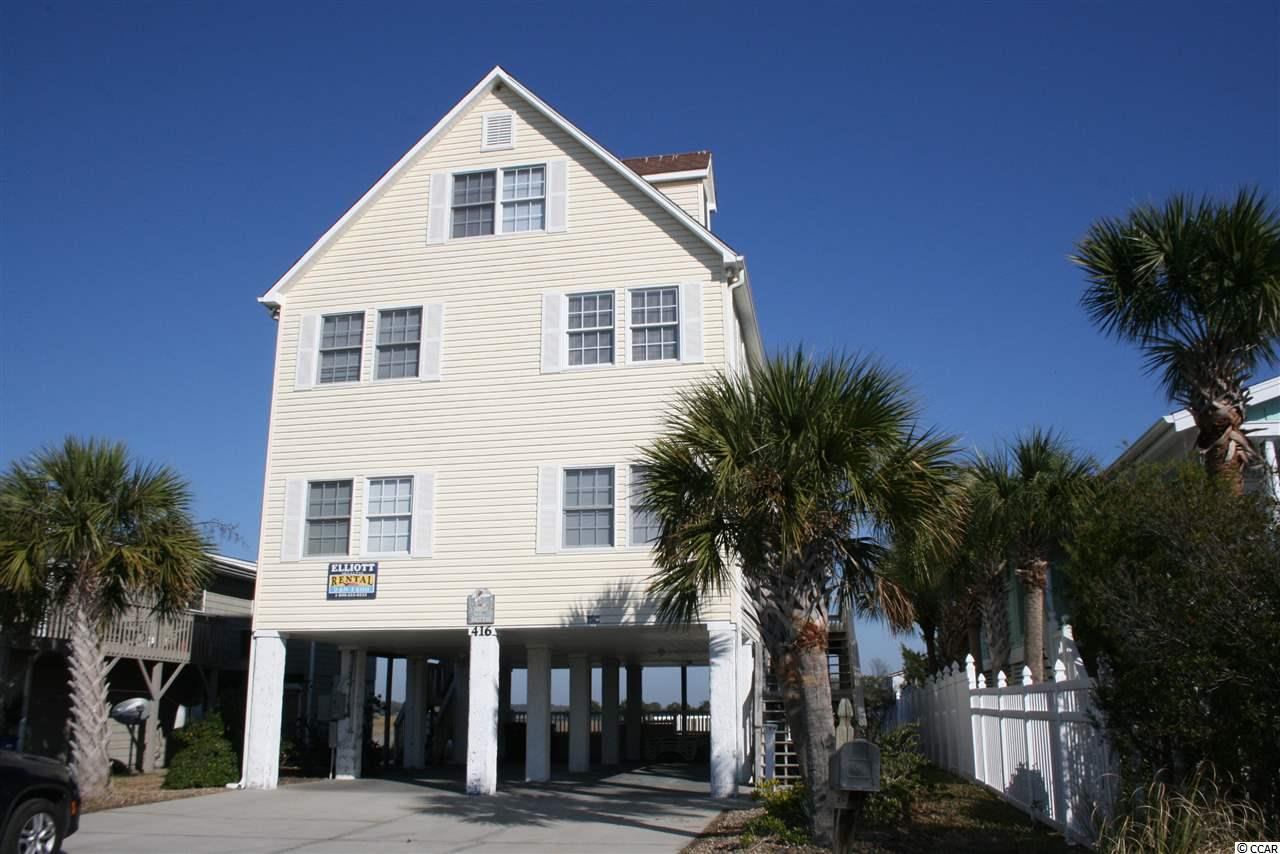416 N 27th Avenue, North Myrtle Beach, SC 29582
