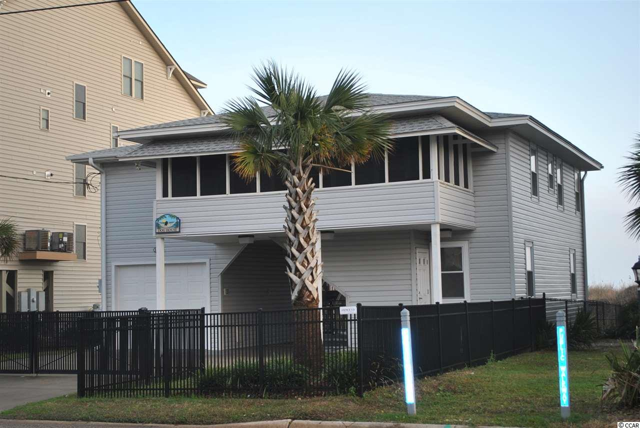 Detached MLS:1624102   1509 S ocean blvd North Myrtle Beach SC