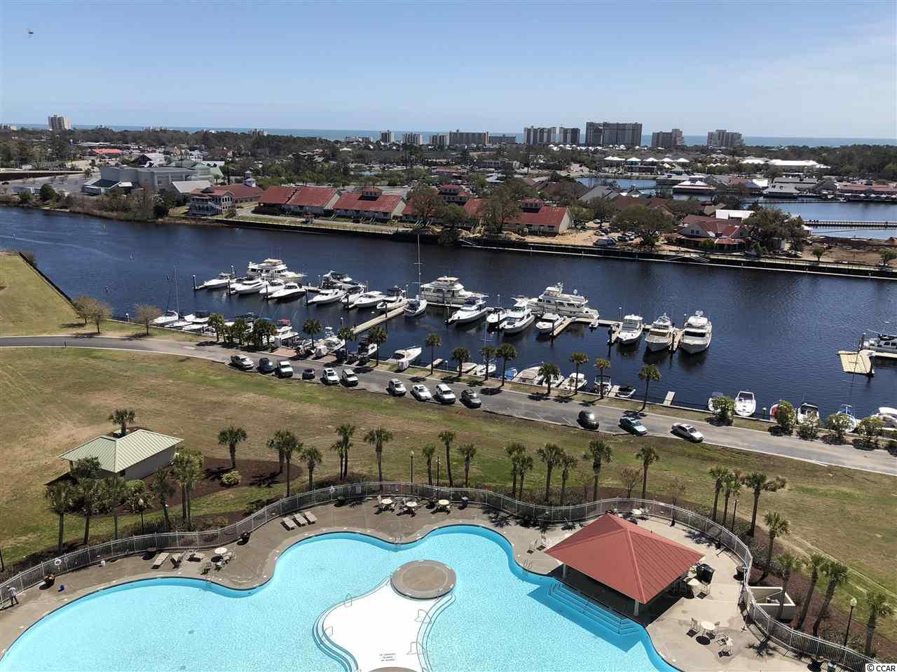 Another property at  North Tower offered by North Myrtle Beach real estate agent