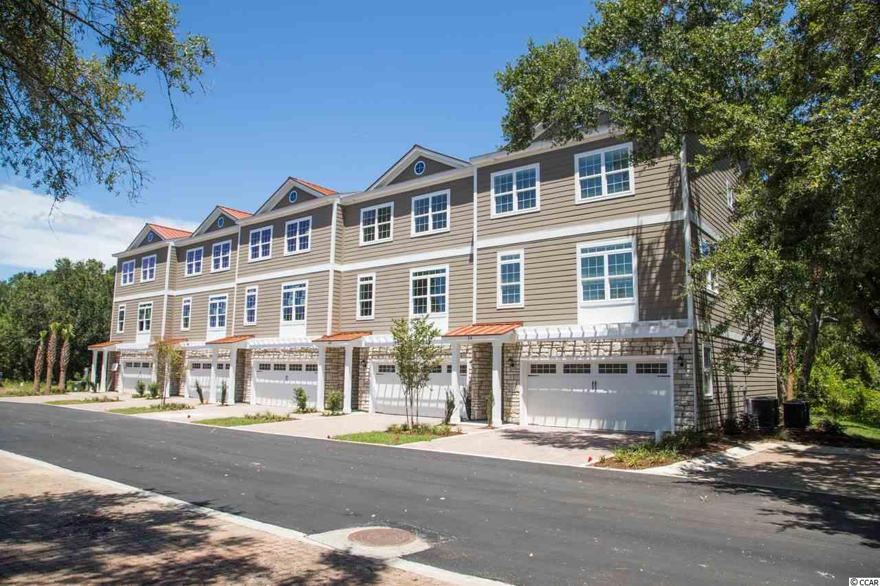 Townhouse for Sale at 66 Oyster Bay Drive 66 Oyster Bay Drive Murrells Inlet, South Carolina 29576 United States