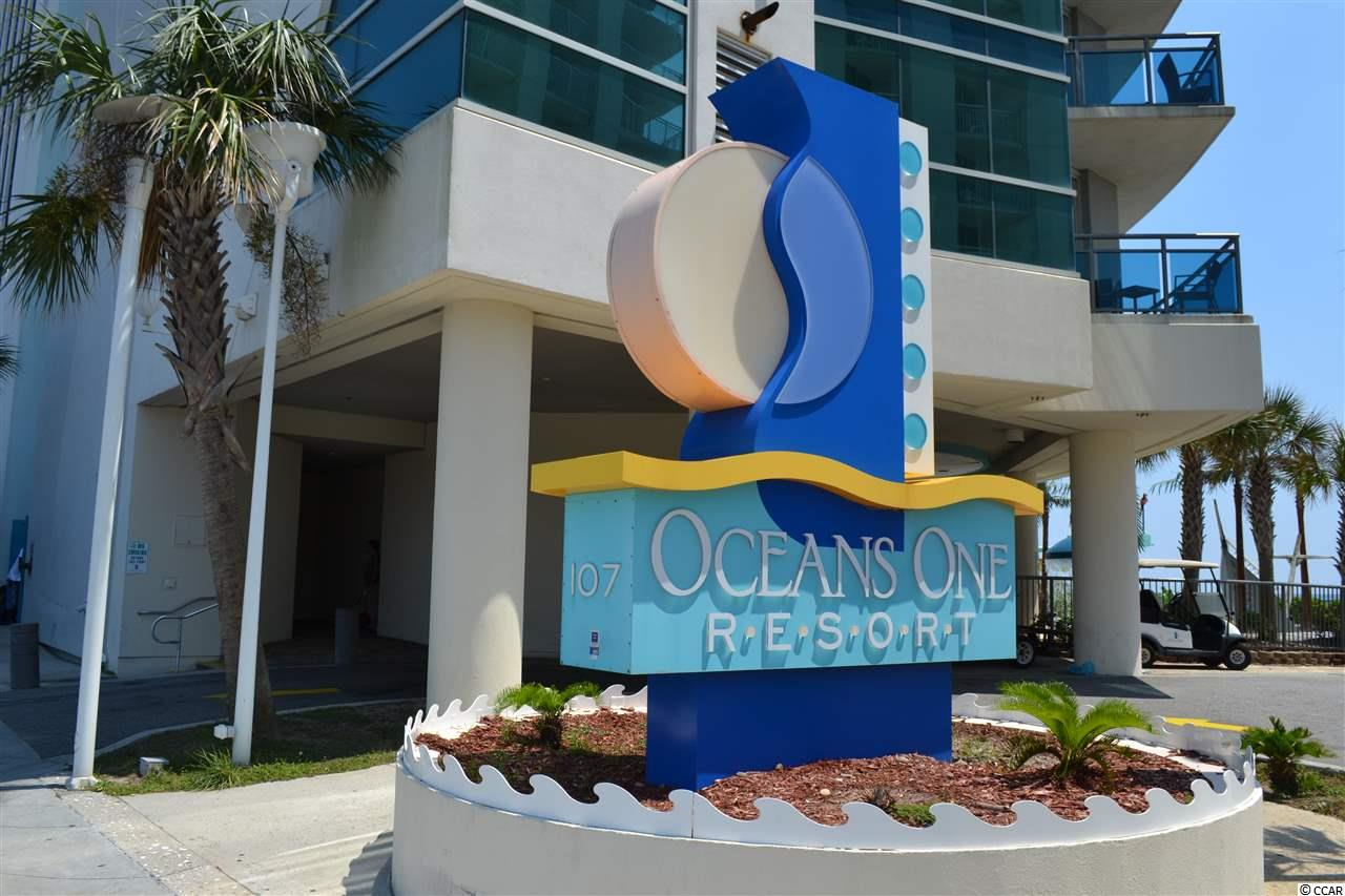 Another property at  Oceans One South Tower offered by Myrtle Beach real estate agent