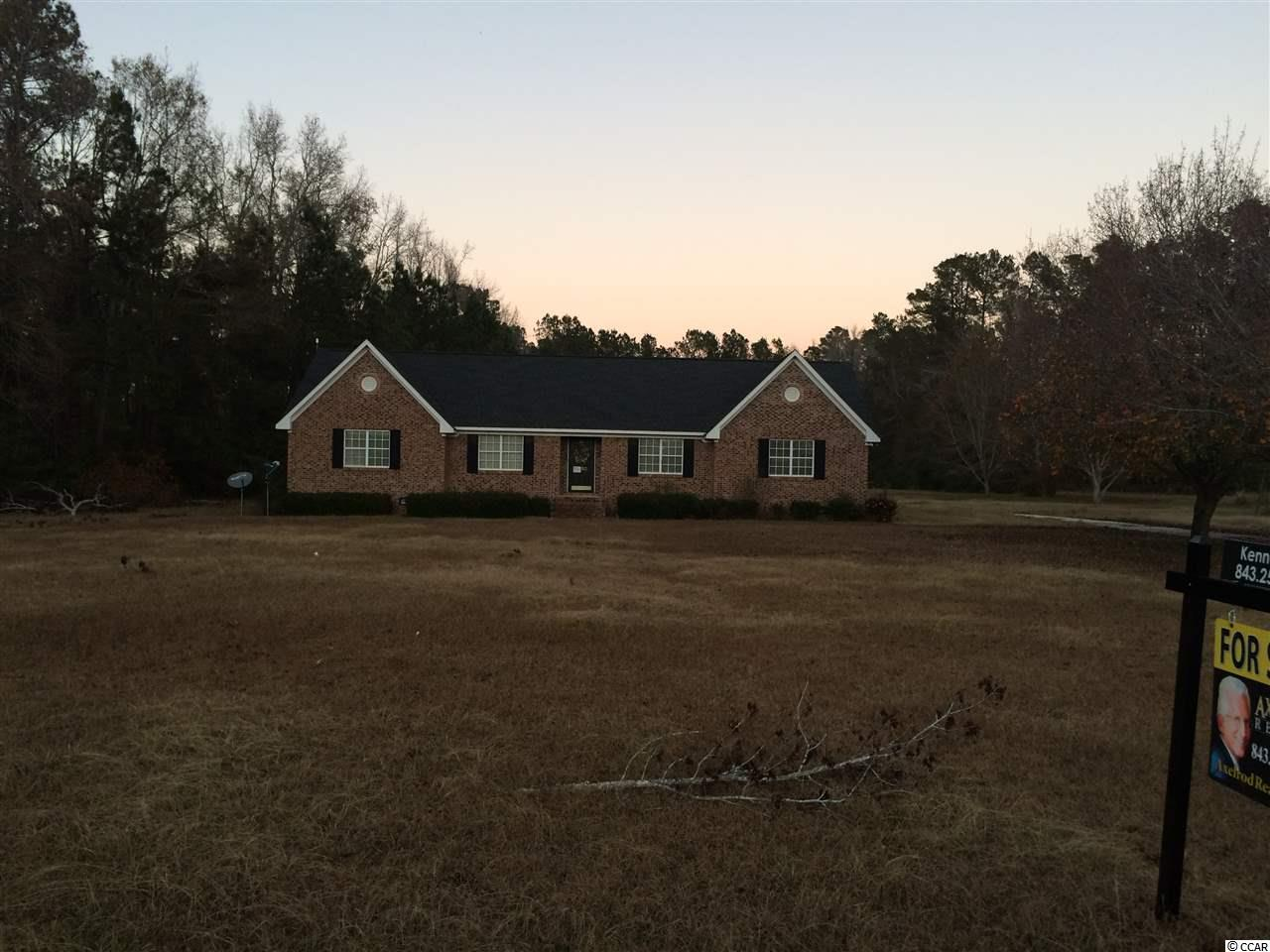 1890 Saint Luke Church Road, Johnsonville, SC 29555