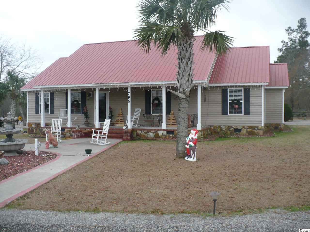 795 Dog Bluff Rd, Galivants Ferry, SC 29544