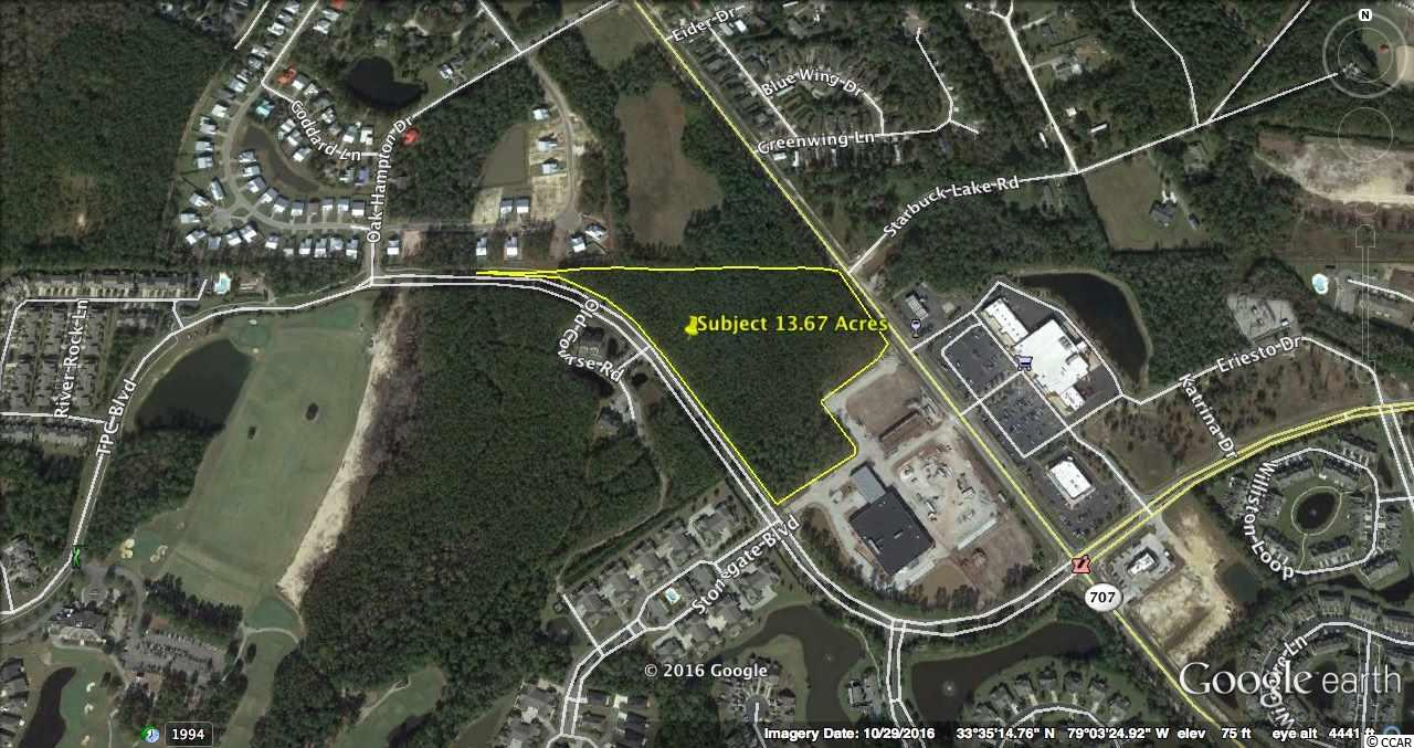 Acreage for Sale at TBD Hwy 707 TBD Hwy 707 Murrells Inlet, South Carolina 29576 United States