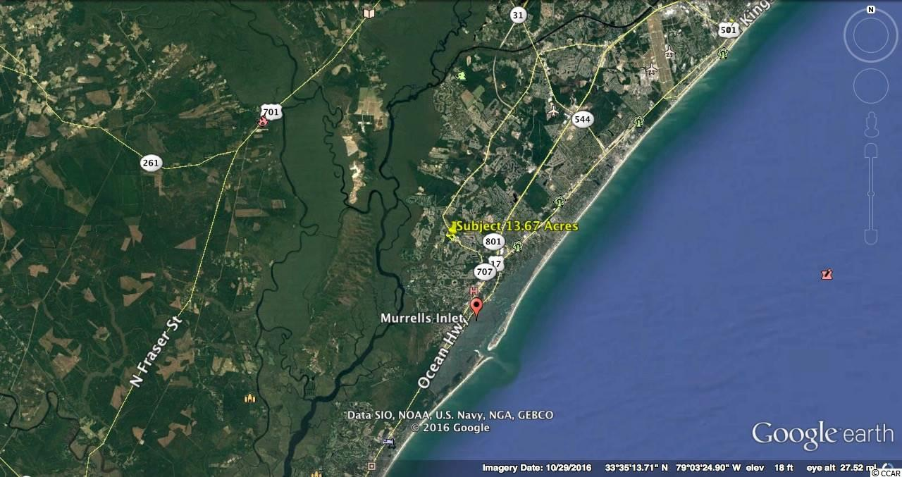 Additional photo for property listing at TBD Hwy 707 TBD Hwy 707 Murrells Inlet, South Carolina 29576 United States