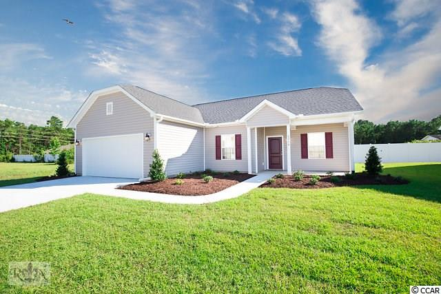 Detached MLS:1700306   TBB 3 Desert Rose St. Little River SC