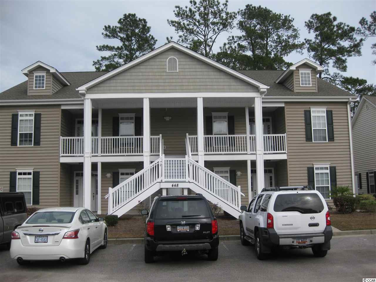 Golf Course View,End Unit Condo in Marcliffe West at Blackmoor : Murrells Inlet South Carolina