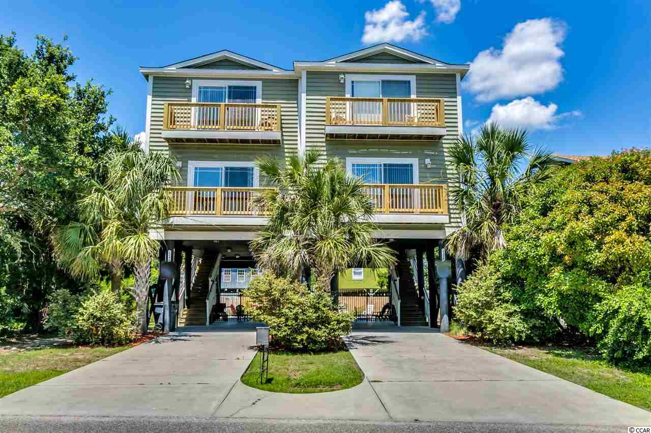 124-B Vista Drive, Garden City Beach, SC 29576