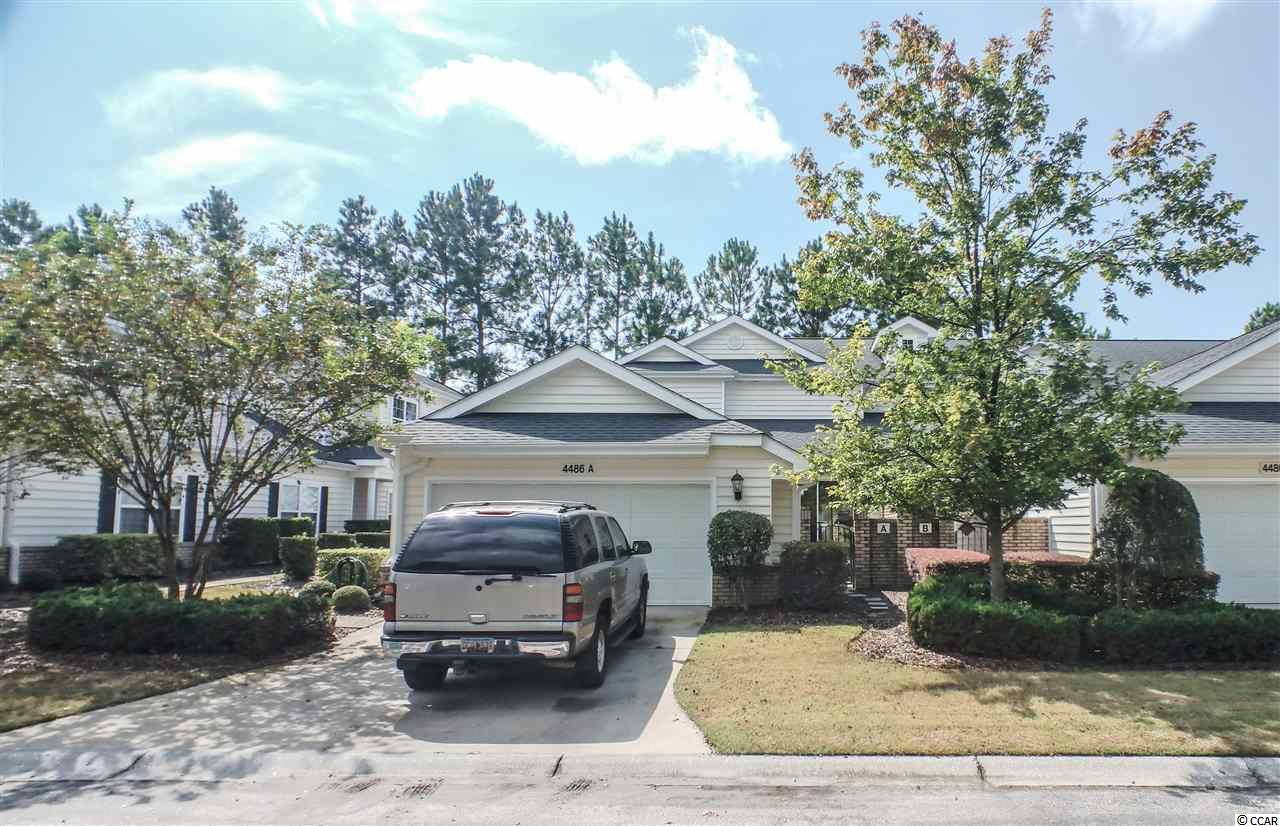 Condo / Townhome / Villa for Sale at 4486-A Girvan Drive 4486-A Girvan Drive Myrtle Beach, South Carolina 29579 United States